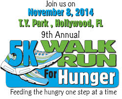 Run For Hunger 2014 Logo