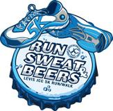Run sweat and beer