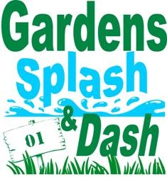 Gardens Splash and dash2014