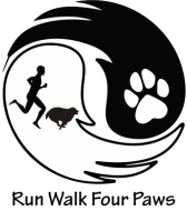 Run Walk 4 Paws