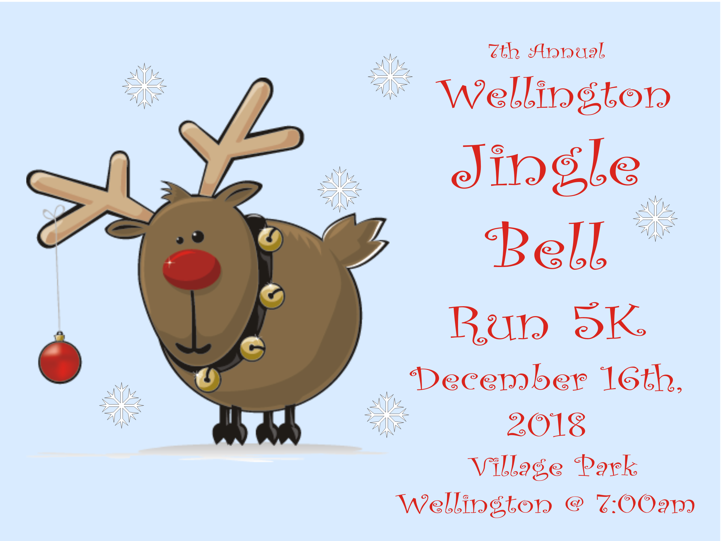 Wellington Jingle Bell