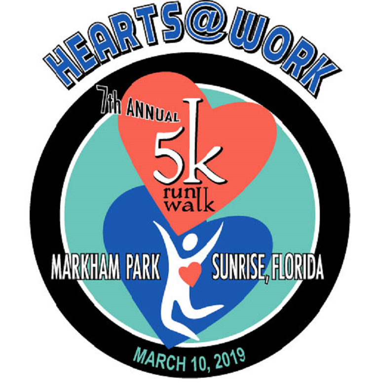 Hearts Work 2019 Logo