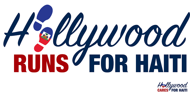 Hollywood Runs for Haiti