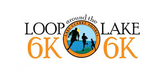 Loop Around The Lake 6K Logo