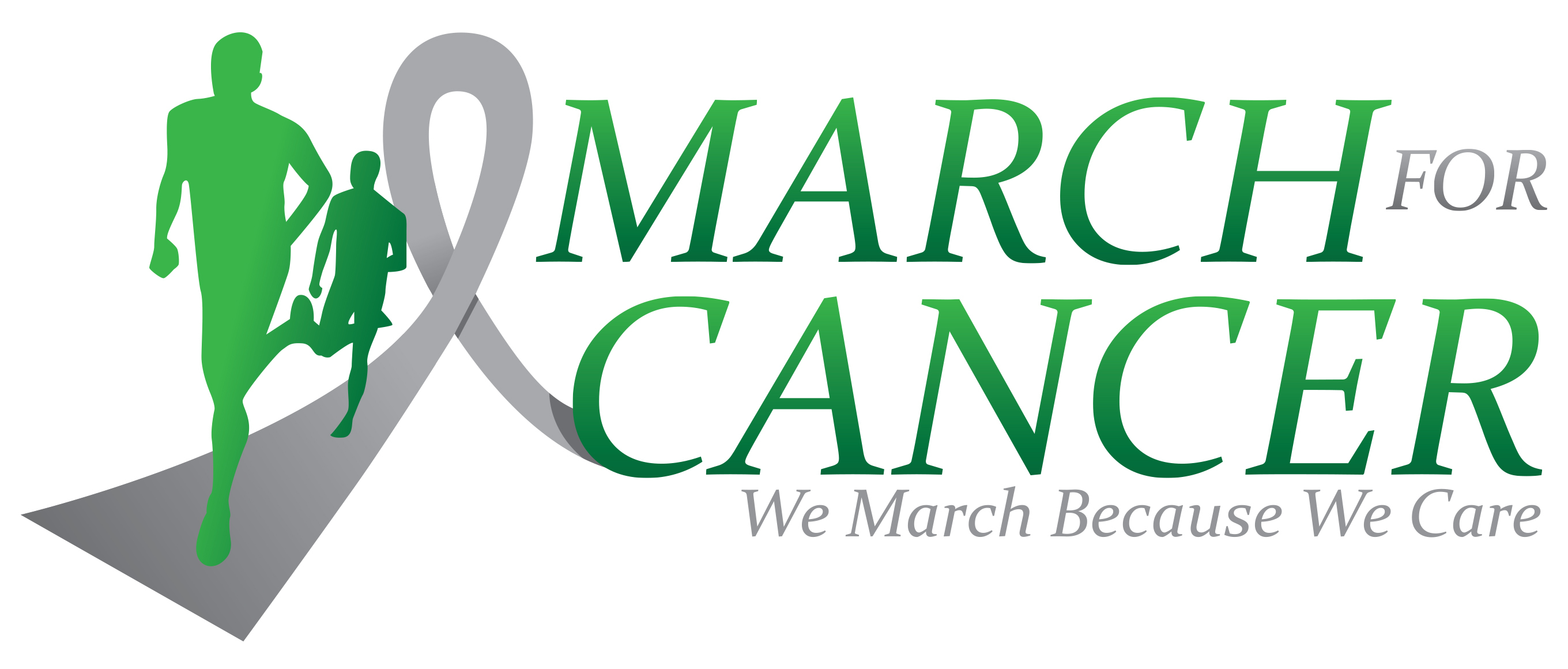 March For Cancer Logo