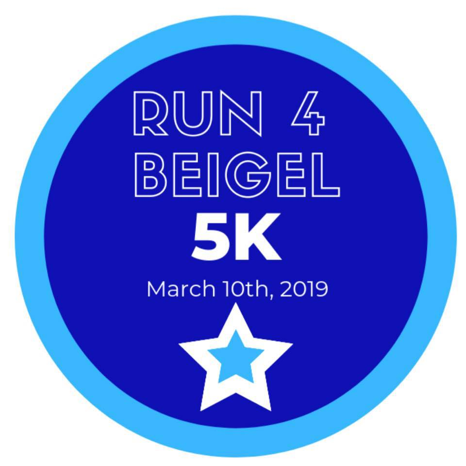 Run 4 Beigel 2019 Logo
