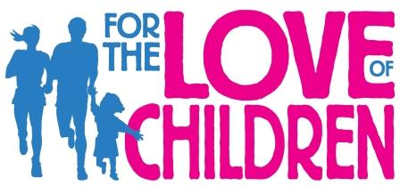 For The love of Children 5K Logo