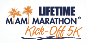 Lifetim KICK OFF 5K LOGO