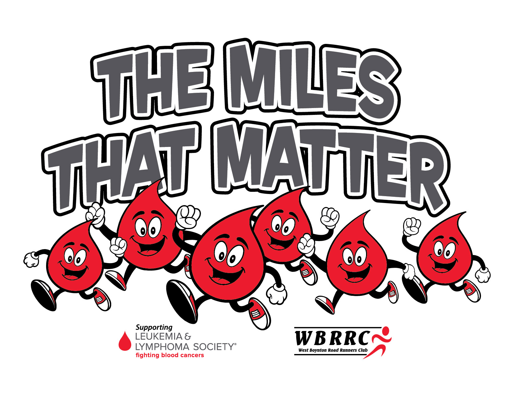 Miles The Matters with charity Logo