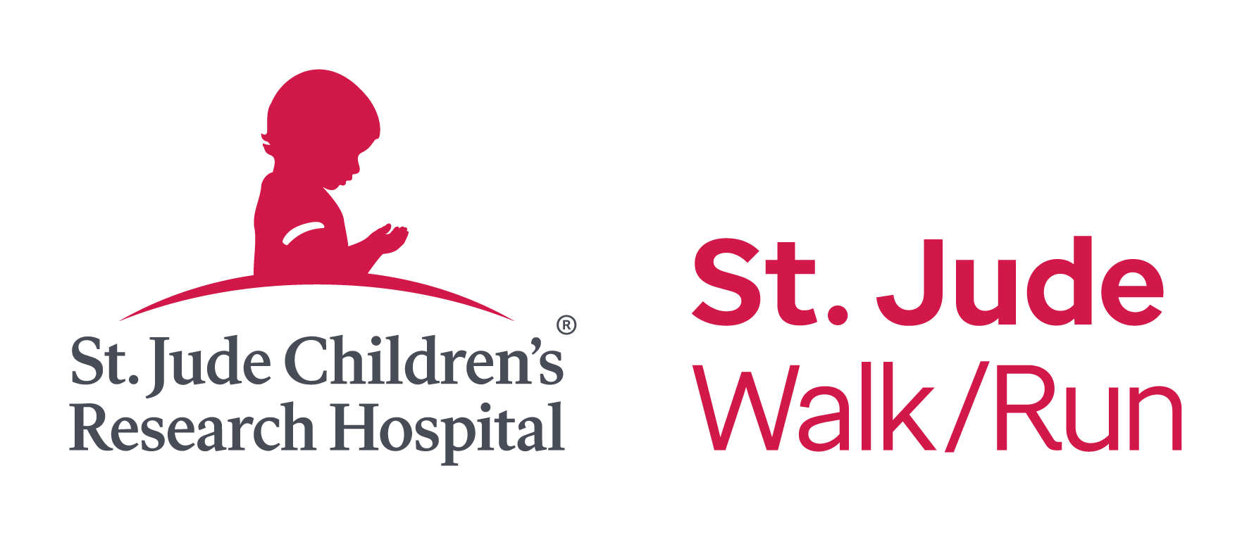 St. Jude Walk Run Logo