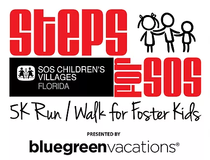 Steps for SOS 5K 2019